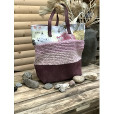 Лятна плажна чанта /Summer style hand bag