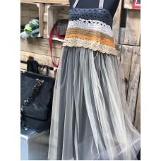 Ефирна дамска рокля /Beige summer dress