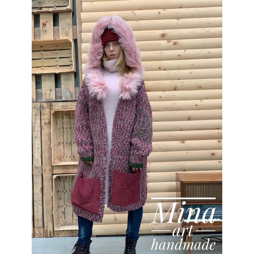 Pink Dream Coat